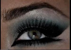 Arabic Makeup. Арабский макияж