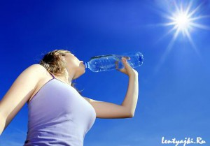 Как похудеть с помощью воды