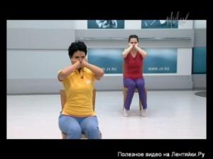 Упражнения для щек