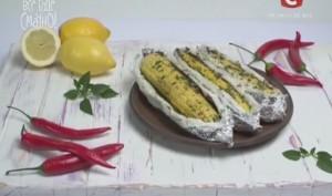 Вареная, печеная кукуруза и тортильяз