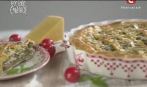 Баклажановая икра, пирог и десерт