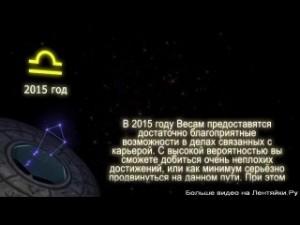 Гороскоп на 2015 год (Синей Деревянной Козы)