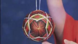 Темари – оригинальный подарок-оберег