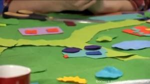 Чудо-коврик для игрушек