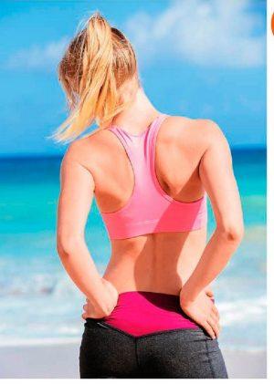 Как тренироваться если спина болит