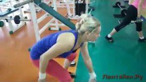 8 Тренировка с Гирями
