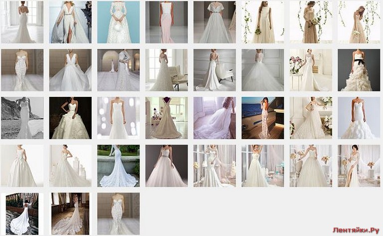 Свадебные платья 2