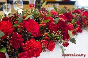 Красная свадьба: поздравления, подарки, традиции