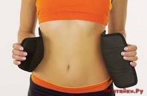 Пояса для похудения — плюсы и минусы