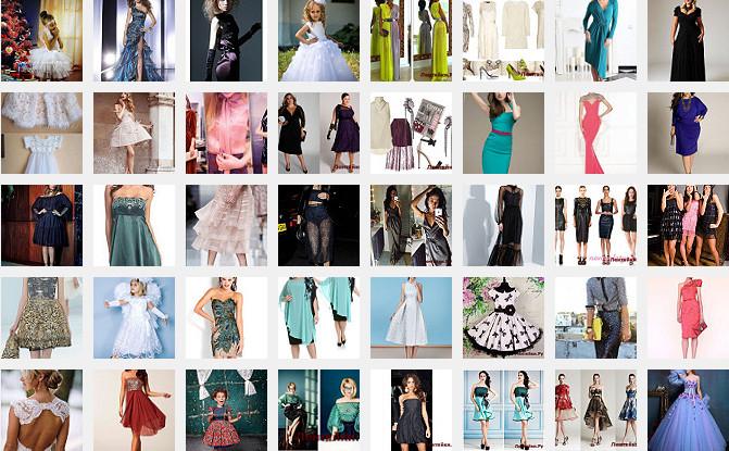Платье на Новый год 4(Модели №151-200)