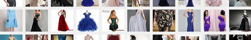 Вечернее платье с корсетом 1
