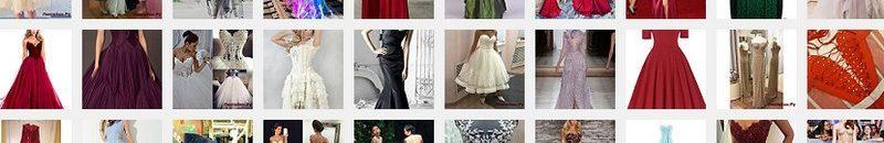 Вечернее платье с корсетом 6