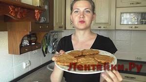 Как вкусно похудеть Рецепт диетического овсяного печенья