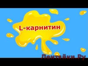 L-карнитин - действие и эффекты. Жиросжигание с L-карнитином.